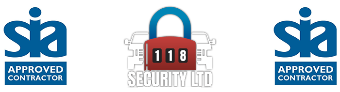 118 Security Services